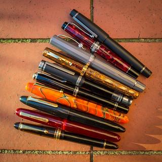 The pens | by craiglea123