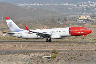 Boeing 737-8JP(w) 'LN-NOX' Norwegian | by Hawkeye UK