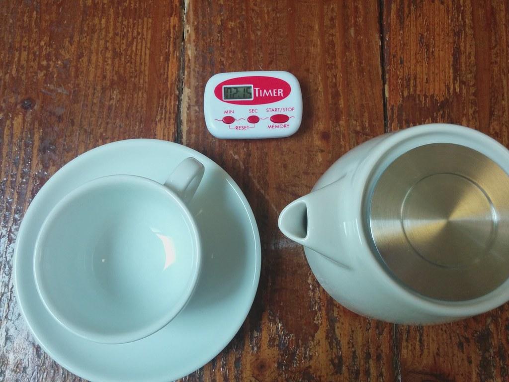 Tea at the Great North