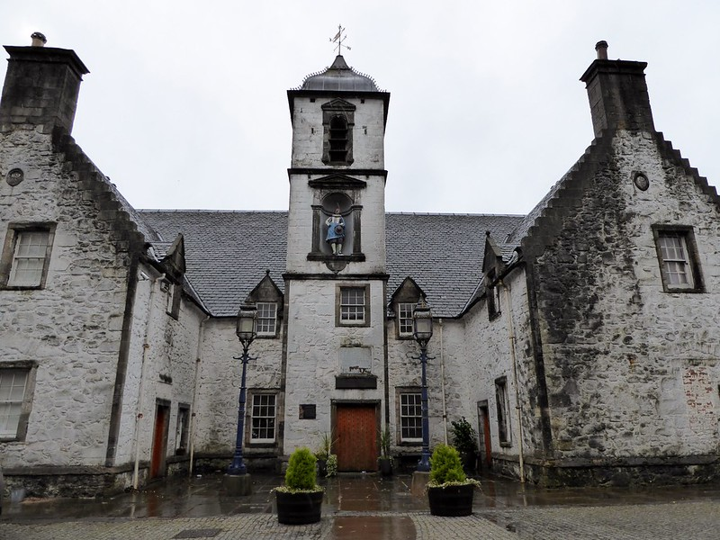 Cowane's Hospital, beside Stirling Castle