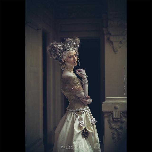 La Dame aux Perles