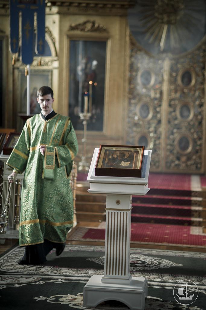 24 апреля 2016, Утреня Великого Понедельника / 24 April 2016, Matins Of Holy Monday