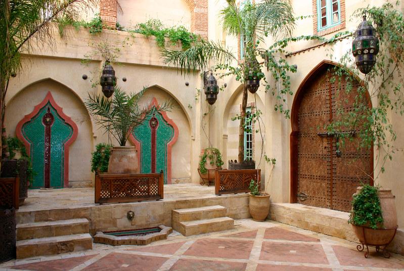 Riad La Maison Arabe Marrakesch