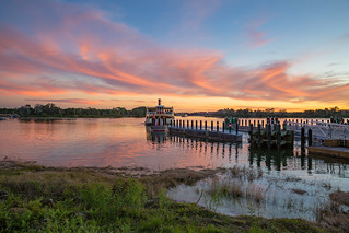 Disney's Ferry Boat   by RjayP Photography