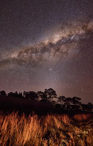 longexposure stars nikon df milkyway stanthorpe southeastqueensland granitebelt starrysky