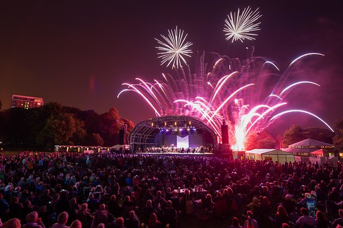Liverpool Live with the RLPO | by Fantastic Fireworks