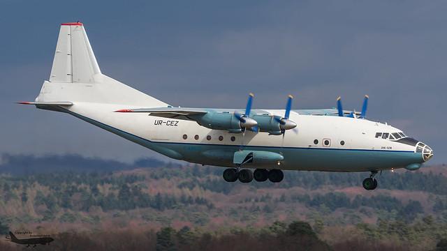 Cavok Air   UR-CEZ   Antonov An-12BP   CGN   04.04.2016