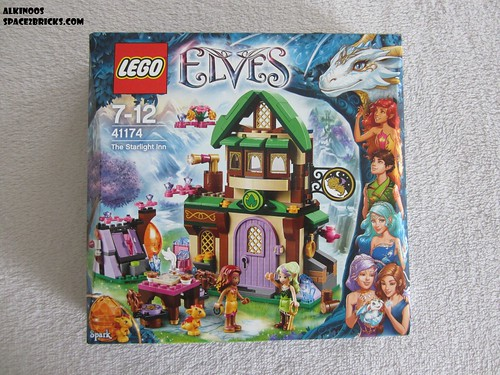 Lego Elves 41174 p1 | by Alkinoos_38
