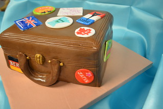 Travelin!   by How Sweet It Is Cakes