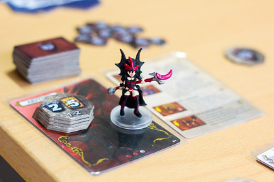 Best Adventure Board Games Arythea on of the mage knights