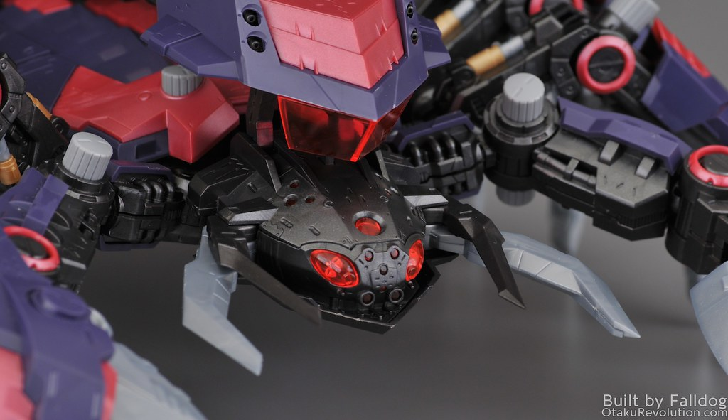 HMM Zoids - Death Stinger Review 14