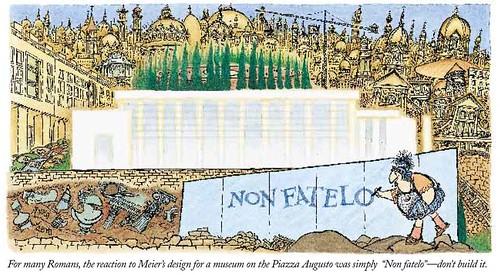 """ROMA ARCHEOLOGICA & RESTAURO ARCHITETTURA: Comunali a Roma, Bertolaso: """"I partiti dovranno adeguarsi. Nel 2008 votai Rutelli"""", LA REPUBBLICA (14 02 2016). ROMA GIUBILIO 2000 di Rutelli & Bertolaso """"Una Flop"""", in: THE LOS ANGELES TIMES (22 12 1999)."""