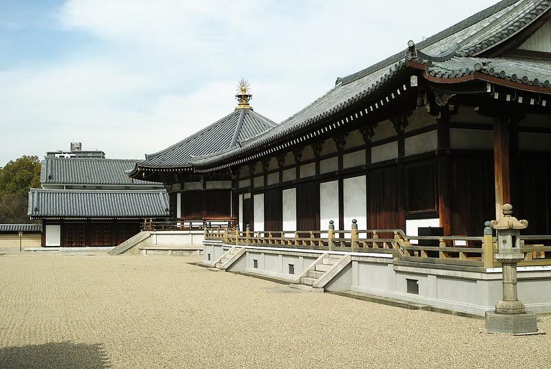 四天王寺、聖霊院