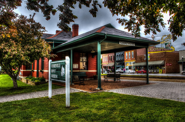 Cookeville Train Depot