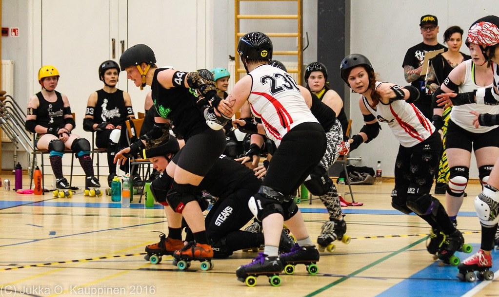Roller Derby Helsinki