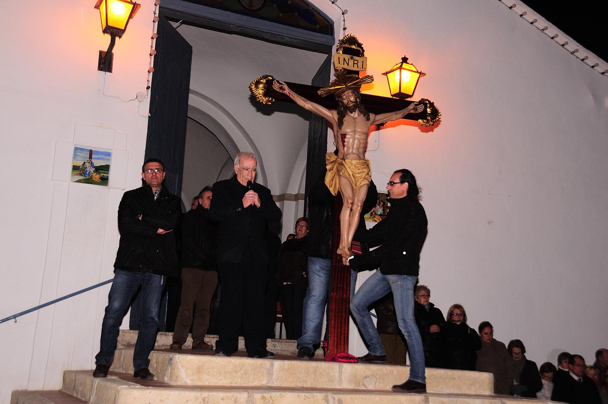(2013-03-22) - IV Vía Crucis nocturno - Abraham de la Rosa (09)