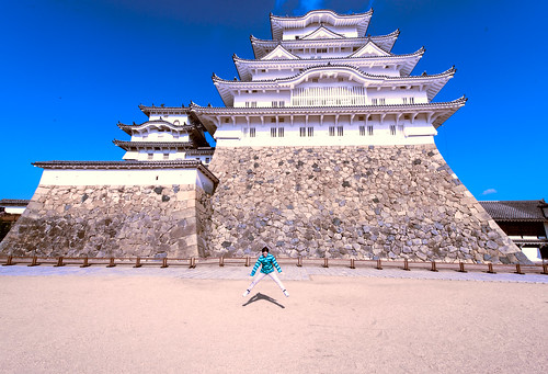 Himeji Castle | by Darcy Moore