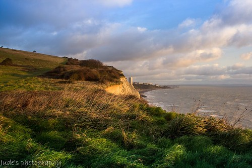 sea sky cliff cloud home nature water clouds sunrise landscape coast skies coastal eastbourne waters seas