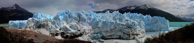 Glaciar Perito Moreno - Santa Cruz - Patagonia - Argentina