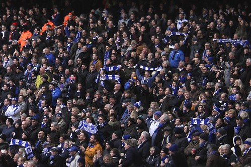 Leicester City Fans | by Ronnie Macdonald