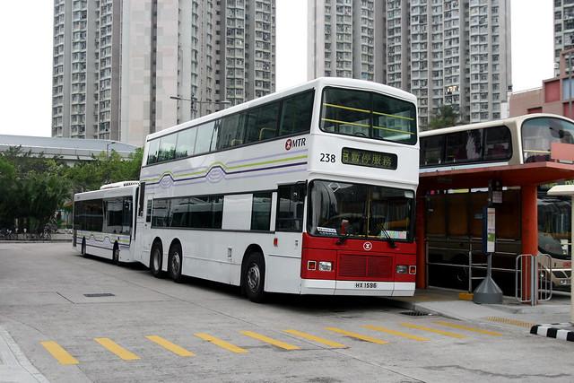 MTR Bus 238 HX1596