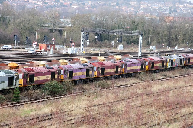 60'S STORED IN TOTON UP SIDINGS 20160123 (2)