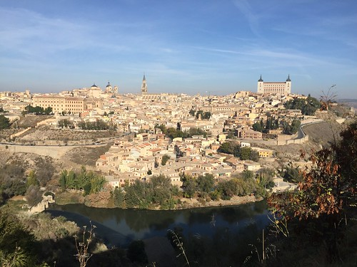view of Toledo, Spain | by SeppySills