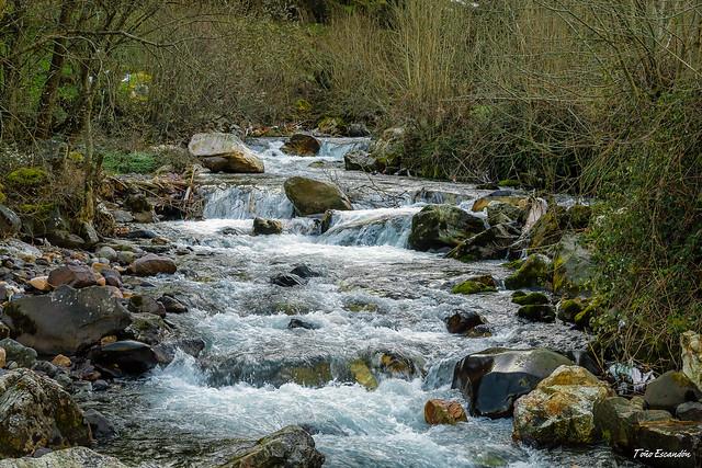Rio Pigueña, Somiedo, Asturias