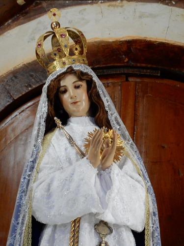 Izamal - la Virgen de Izamal