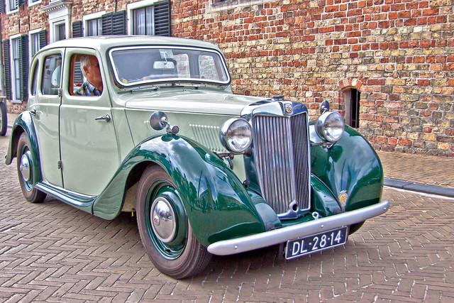MG YA Saloon 1950 (4594)