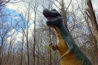 Dinosaur World, Cave City, KY | by Fawne D
