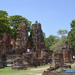 02 Lucia Viajefilos en Ayutthaya14