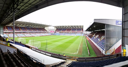 Burnley v Ipswich Town, Turf Moor, SkyBet Championship, Saturday 2nd January 2016   by CDay86