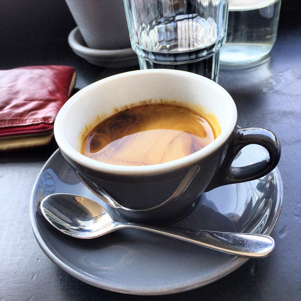 Long black coffee at Pardon in Prahran #coffee #longblack   Flickr