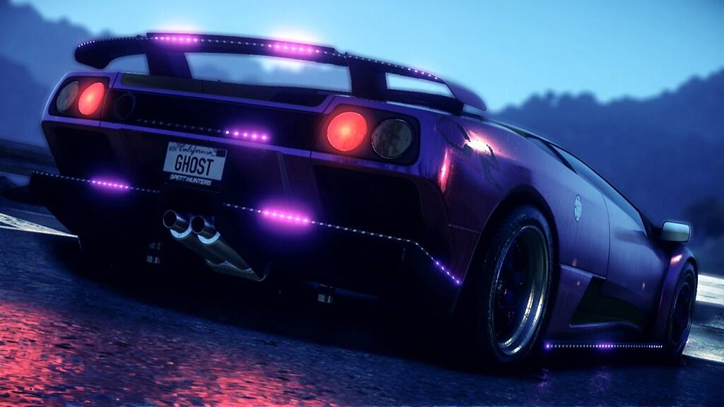 Need For Speed 2015 1999 Morohoshi S Lamborghini Diablo Flickr