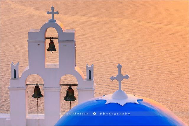 Agios Theodori Church - Santorini - Greece