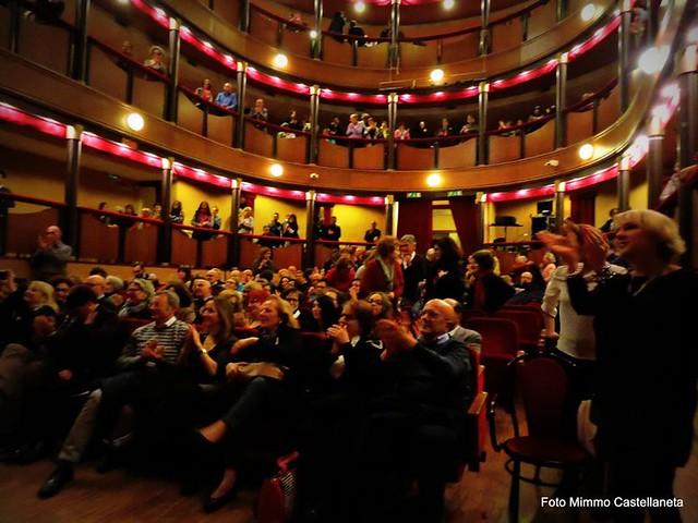 teatro rossini e l'incanto con Lindsay Kemp
