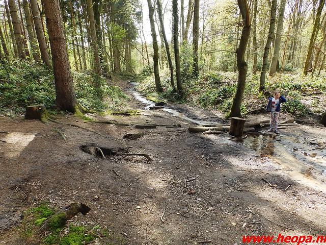 2016-04-30   Lentetocht  (klim) wandeling 40 Km  (88)