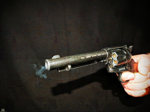 Colt .45 Single Action Army (Peacemaker)
