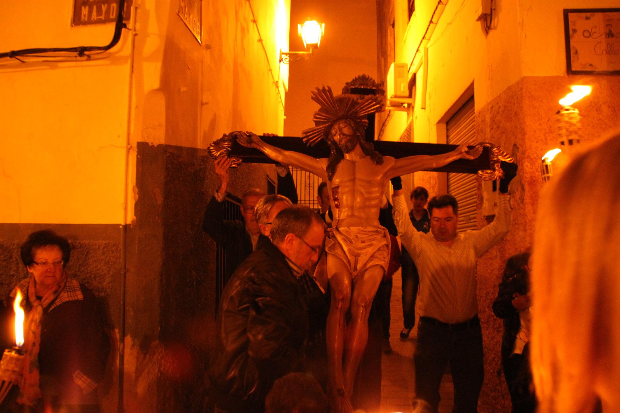 (2014-04-01) -  V Vía Crucis nocturno - Javier Romero Ripoll (40)