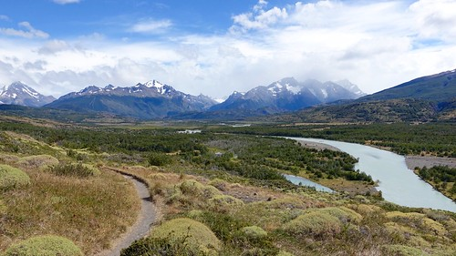 Circuit O Day 1: Torres to Dickson, Torres del Paine National Park | by danlmarmot