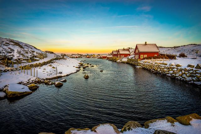 Winter in Segleim