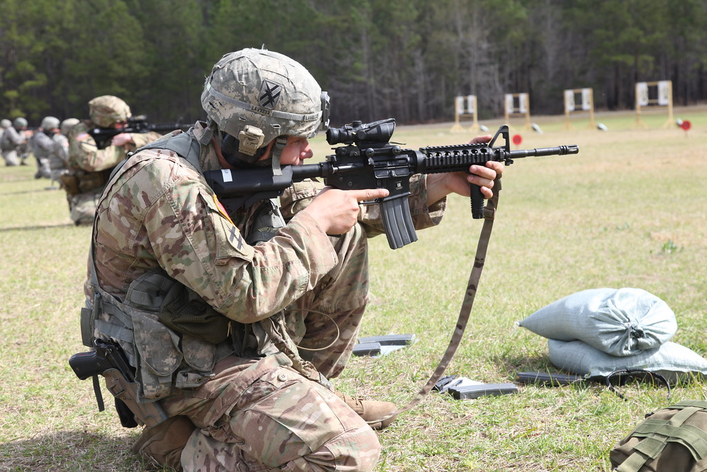 Rifle Qualifications Fort Stewart Ga Mar 10 2016 As Flickr