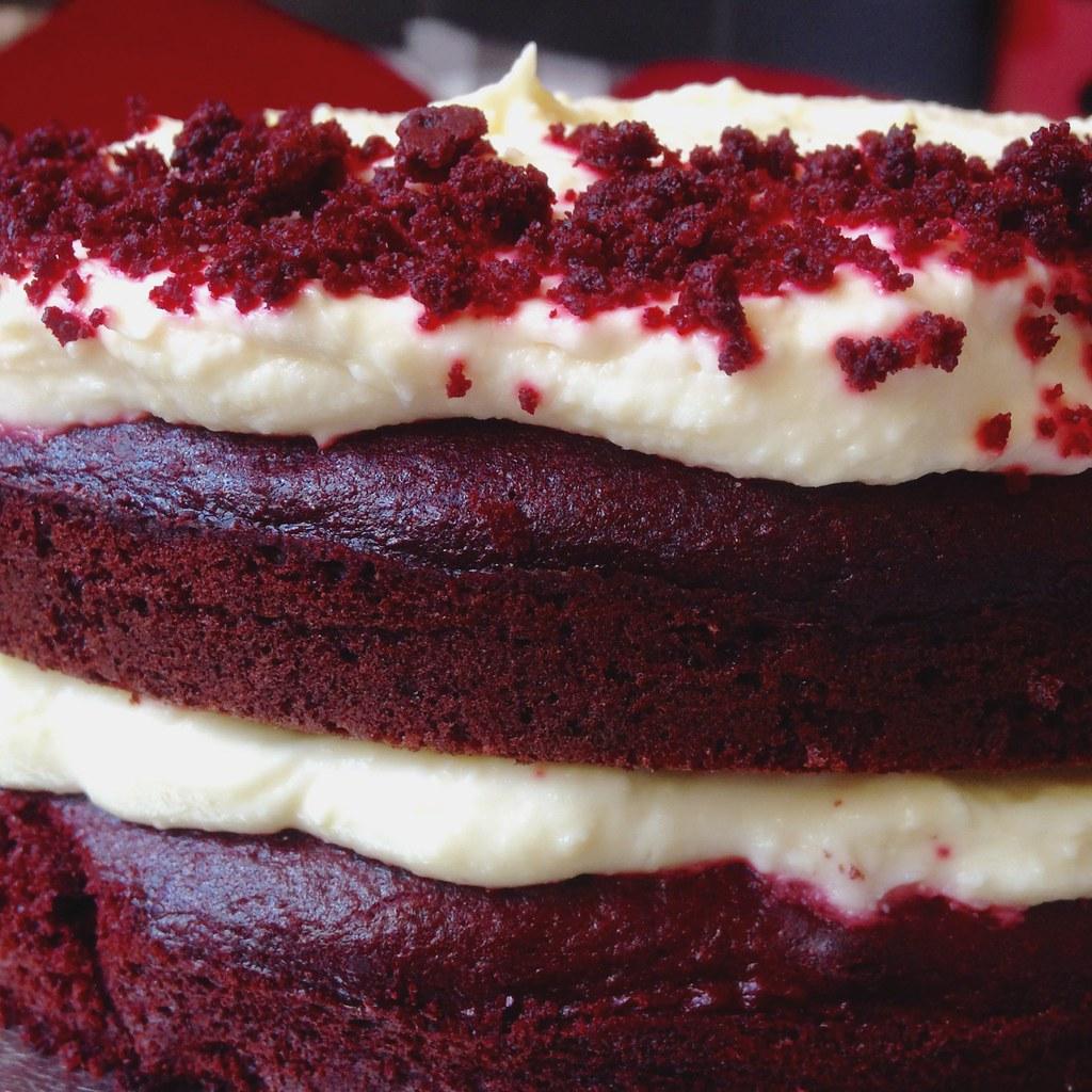 Unique Red Velvet Cake Ideas