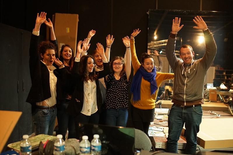 Équipe Recto Verso | Workshop Jouer la ville
