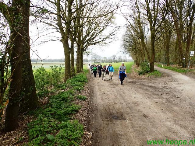 2016-04-13    2e Dag van Lunteren 25 Km  (151)