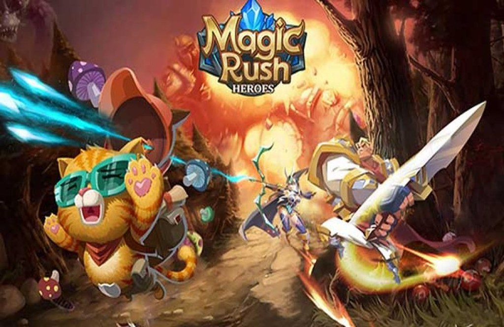 MAGIC RUSH Hack and Cheat Free Gold and Gems for you #chea