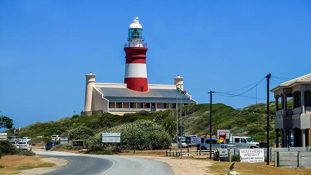 Cape Agulhas Lighthouse, Western Cape, South Africa