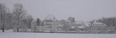 Schloß Blutenburg und Schneedunst