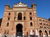 Madrid – Plaza de Toros de las Ventas, proslulá madridská aréna, foto: Petr Nejedlý